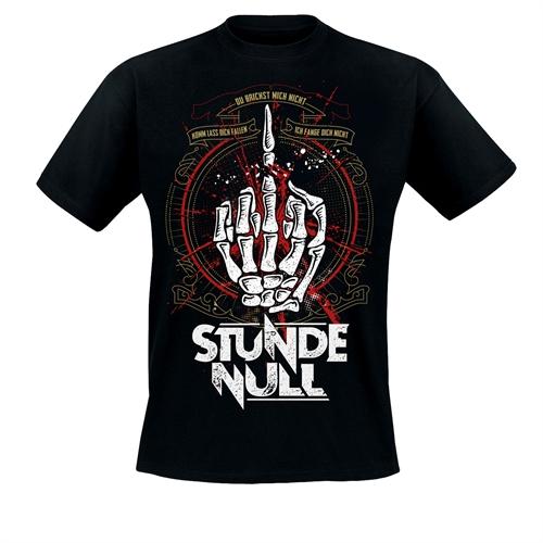 Stunde Null - Du brichst mich nicht, T-Shirt