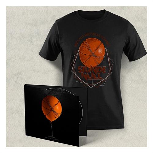 Stunde Null - Wie laut die Stille schreit, Bundle T-Shirt + CD