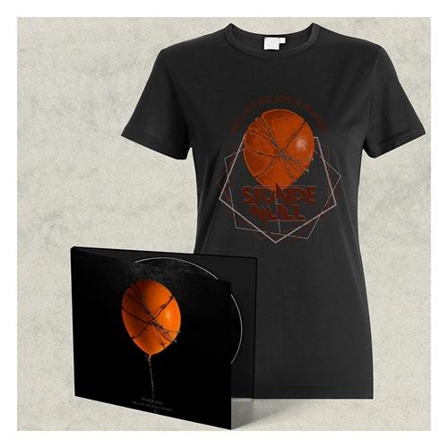 Stunde Null - Wie laut die Stille schreit, Bundle Girl-Shirt + CD