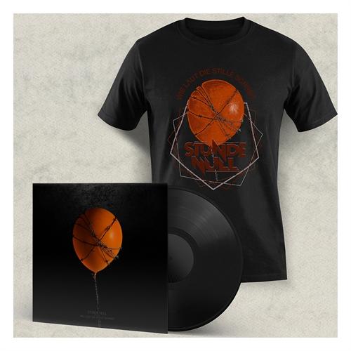Stunde Null - Wie laut die Stille schreit, Bundle T-Shirt + LP