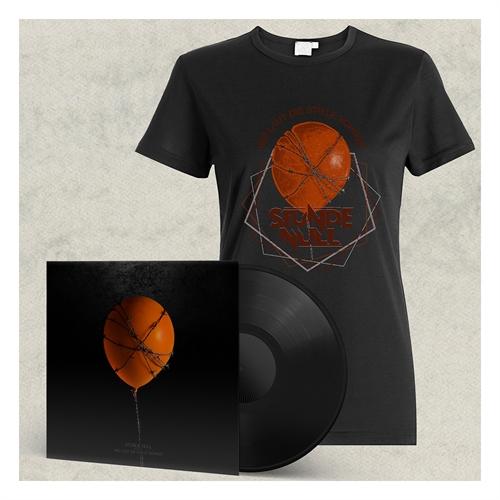 Stunde Null - Wie laut die Stille schreit, Bundle Girl-Shirt + LP