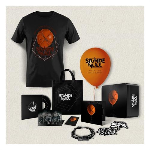 Stunde Null - Wie laut die Stille schreit, Bundle T-Shirt + BOX
