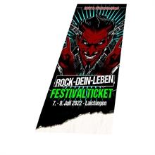 ROCK-DEIN-LEBEN 2022 - Festival Ticket